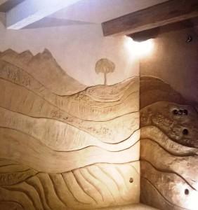 Hriňovské kopčeky, rodinný dom Kriváň