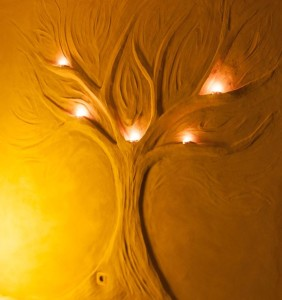 Strom so sviečkami / Vígľaš