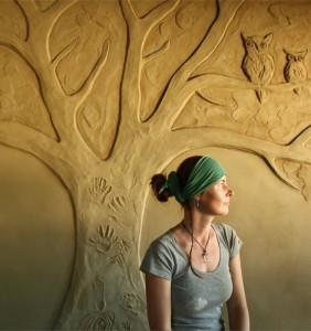 Príbeh hlineného stromu, detská izba Šenkvice